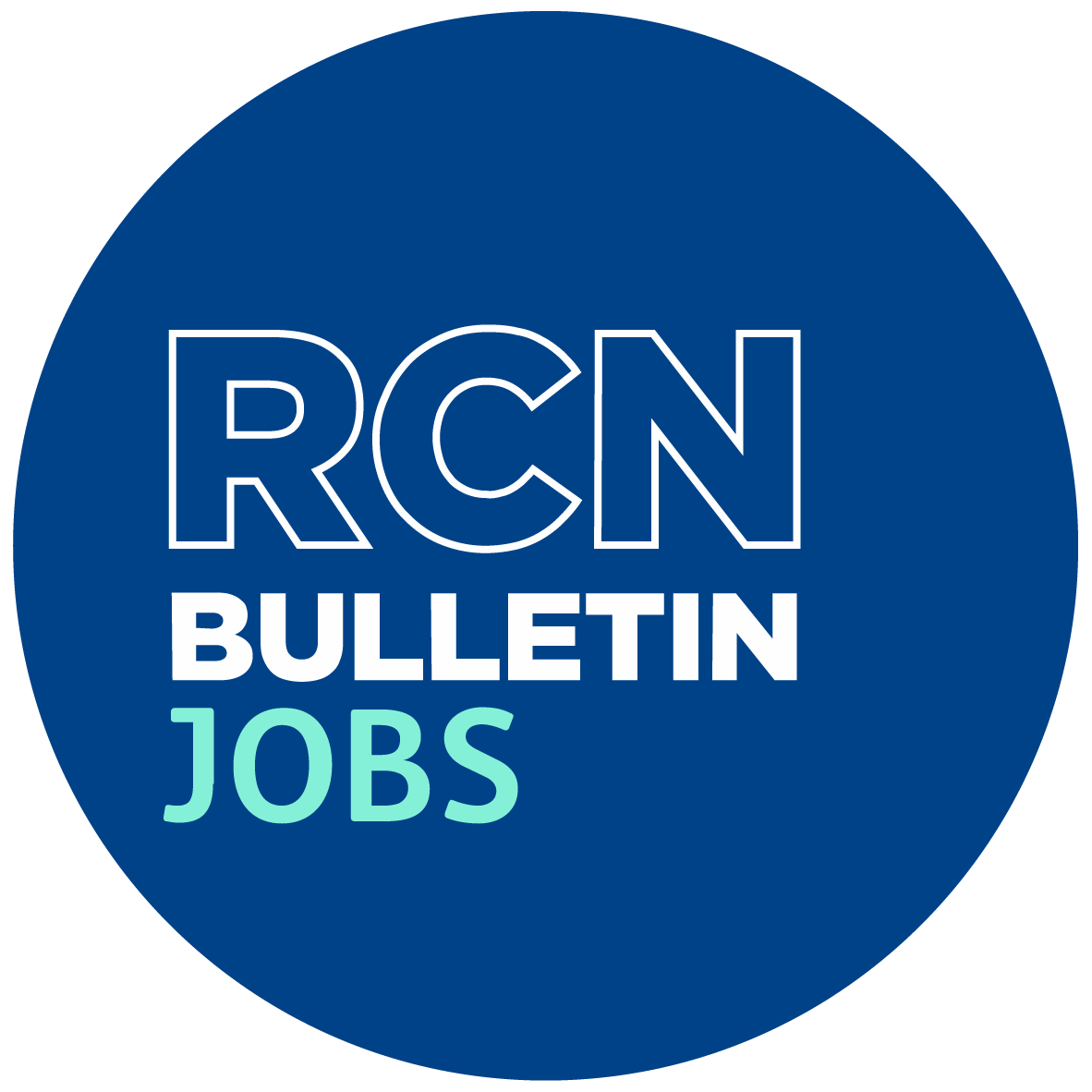 RCN Bulletin Jobs logo