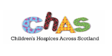 Children's Hospice Association Scotland (CHAS) logo