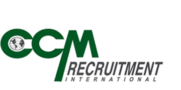 CCM Recruitment International logo