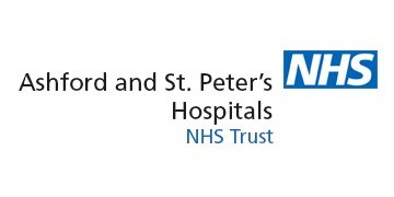 Ashford and St Peter's Hospitals NHS Foundation Trust logo