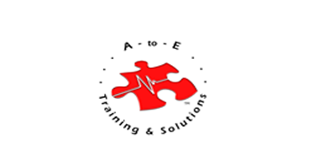 A to E Training and Solutions logo