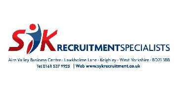 SYK Recruitment logo