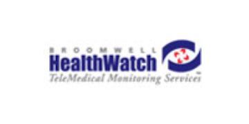 Broomwell Health Watch logo
