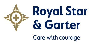 Royal Star & Garter logo