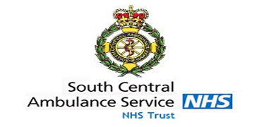 South Central Ambulance Service NHS Trust logo