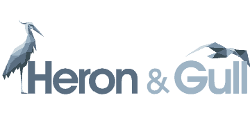 Heron and Gull logo