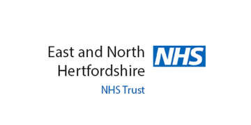 East and North Hertfordshire NHS Trust  logo