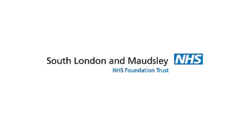 South London and Maudsley NHS Trust logo