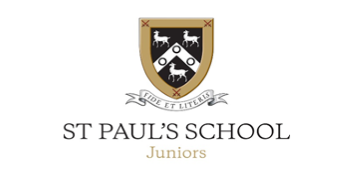 St Paul's School Juniors logo