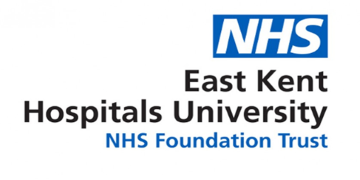 East Kent Hospitals University NHS Trust  logo