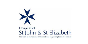 Hospital of St John & St Elizabeth logo