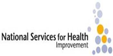 National Services for Health Improvement logo