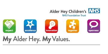 Go to Alder Hey Children's NHS Foundation Trust  profile